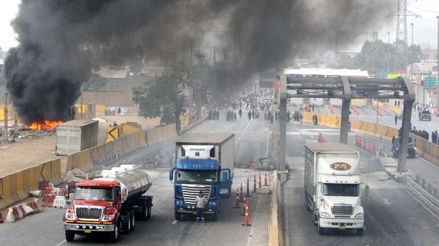 Rutas de Lima justificó cobro de peaje de Puente Piedra