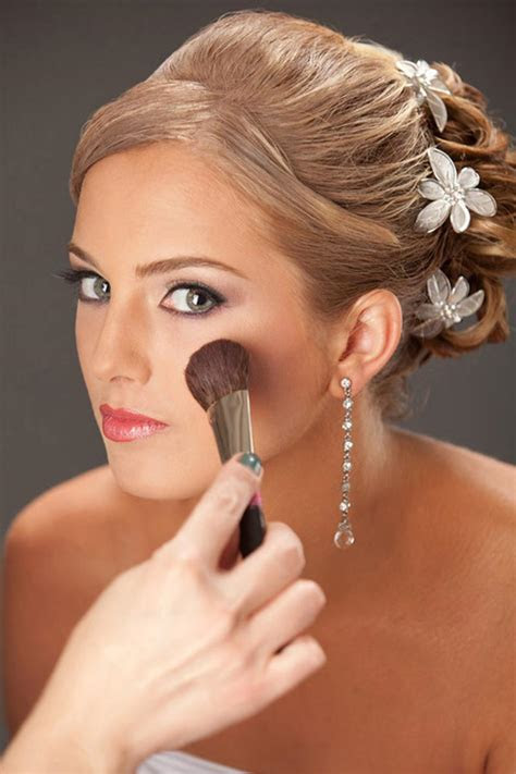 Tips on How to Avoid Wedding Makeup Mishaps   Bride Sparkle