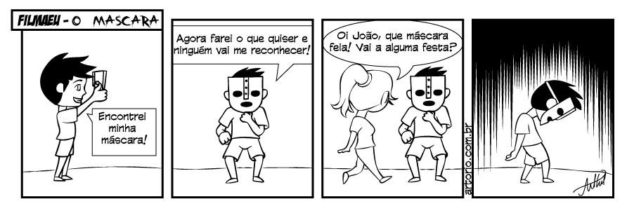 o-mascara
