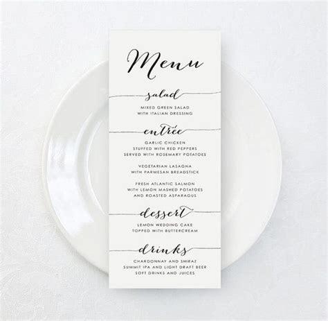 The 25  best Wedding breakfast menus ideas on Pinterest