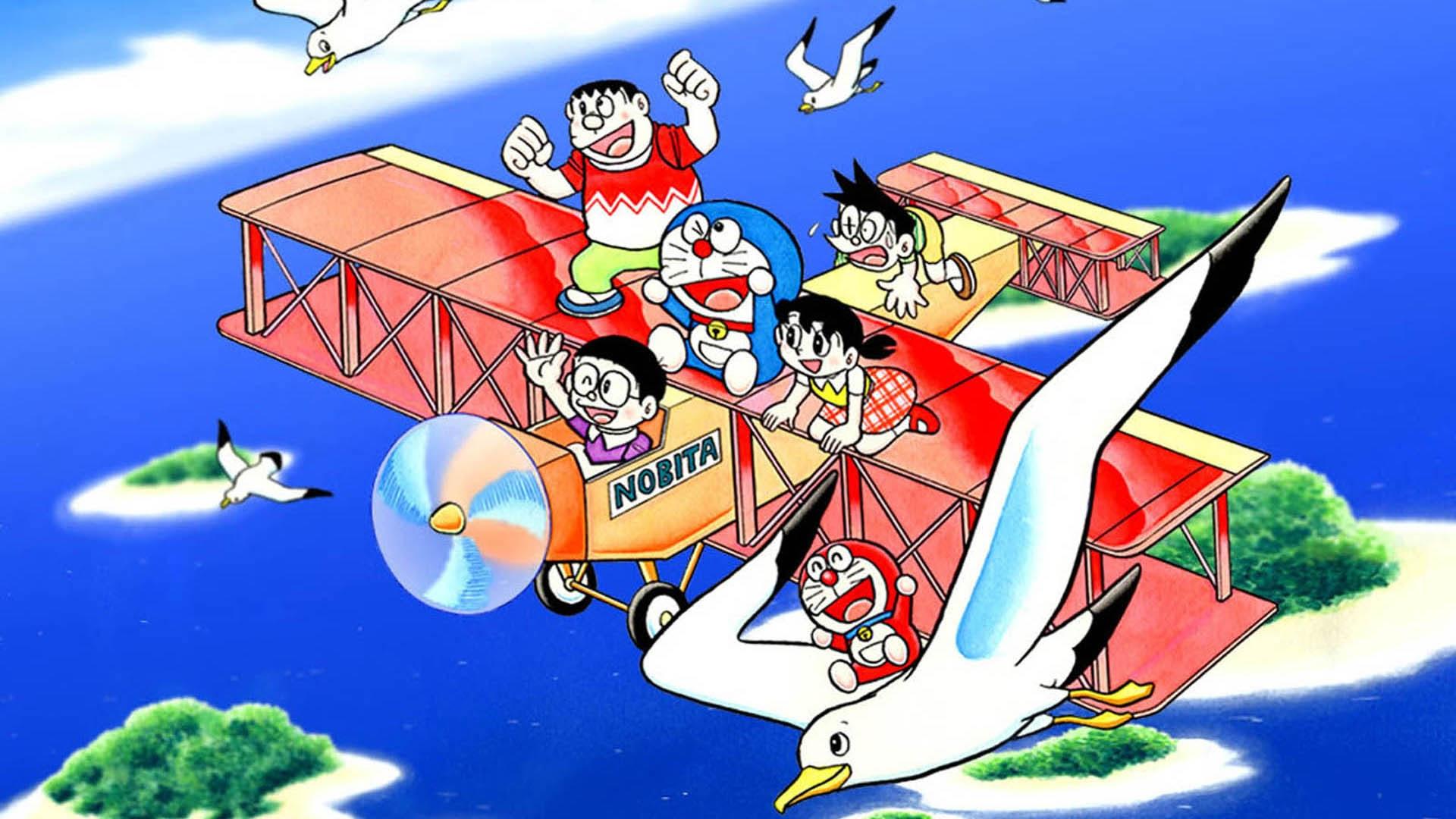 700 Wallpaper Animasi Doraemon Bergerak HD Gratis