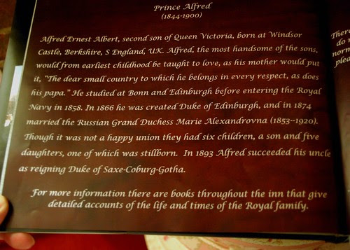 Prince Alfred Book