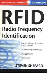 "Cover of ""RFID: Radio Frequency Identific..."