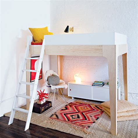perch full size loft bed oeuf canada