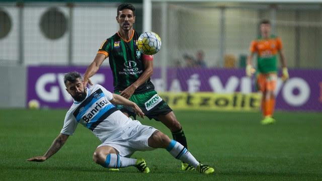 Assistir ao vivo Grêmio x América-MG 2016