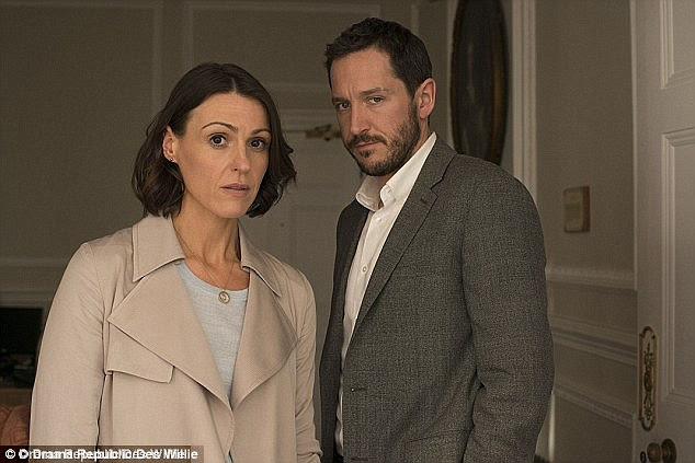 Round two! The BBC have announced that Doctor Foster has been recommissioned for another series