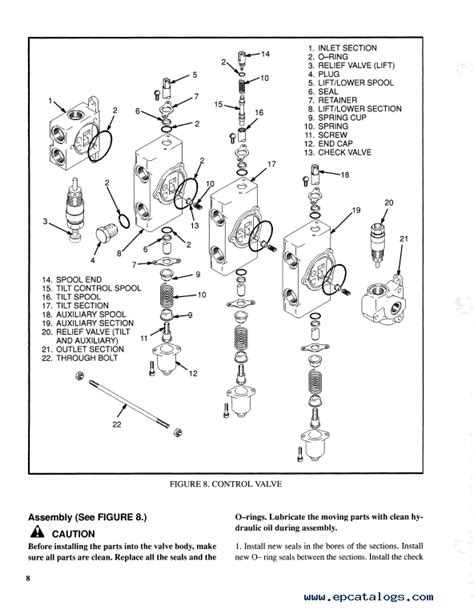 Hyster Class 5 H177 H45-65XM Combustion Engine Truck PDF