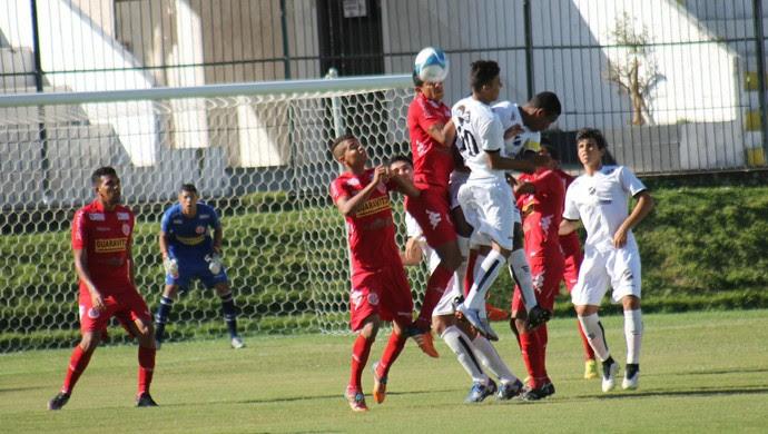 ABC x América-RN sub-19 (Foto: Canindé Pereira/Divulgação)
