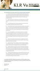 KLRVU key points (20080725)