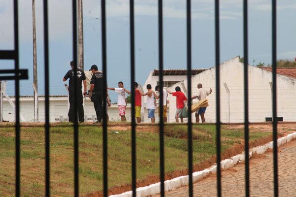 Dos 276 fugitivos entre 2012 e 2013 apenas 56 foram recapturados