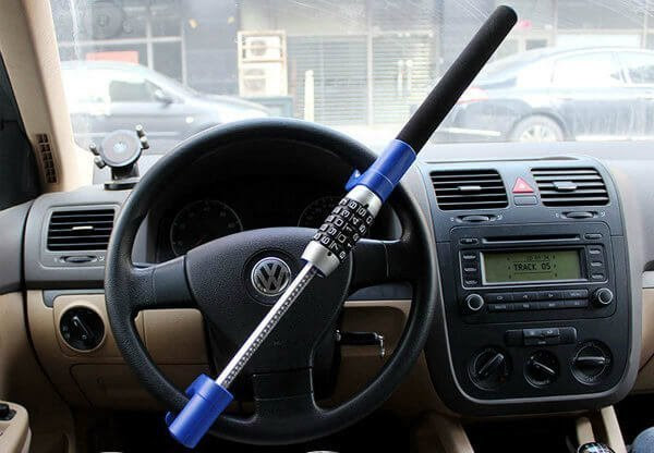 The 5 Best Anti Theft Steering Wheel Lock Reviews To