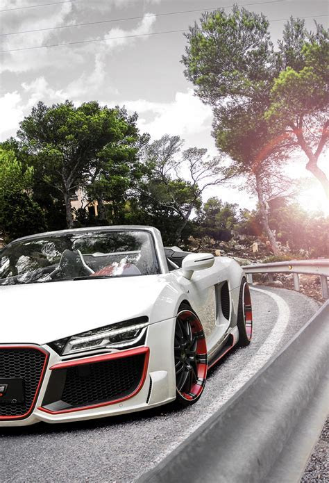 3WallpapersWallpaper HD iPhone X, 8, 7, 6 audi R8 V10 Spyder   Free Download