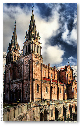 Basílica de Covadonga #3 by VRfoto