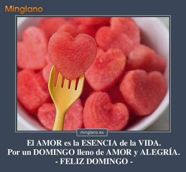 Frases De Amor Para Un Domingo