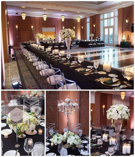 1000  images about Glamour  N  Luxury Wedding Centerpieces