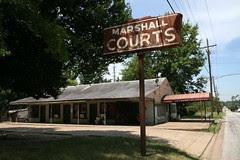 marshall courts