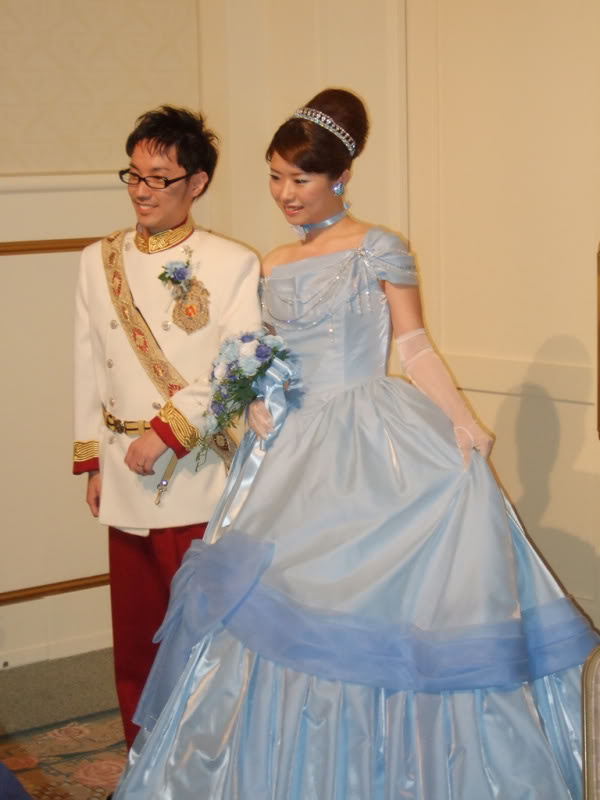 Using Costumes in Your Disney Wedding
