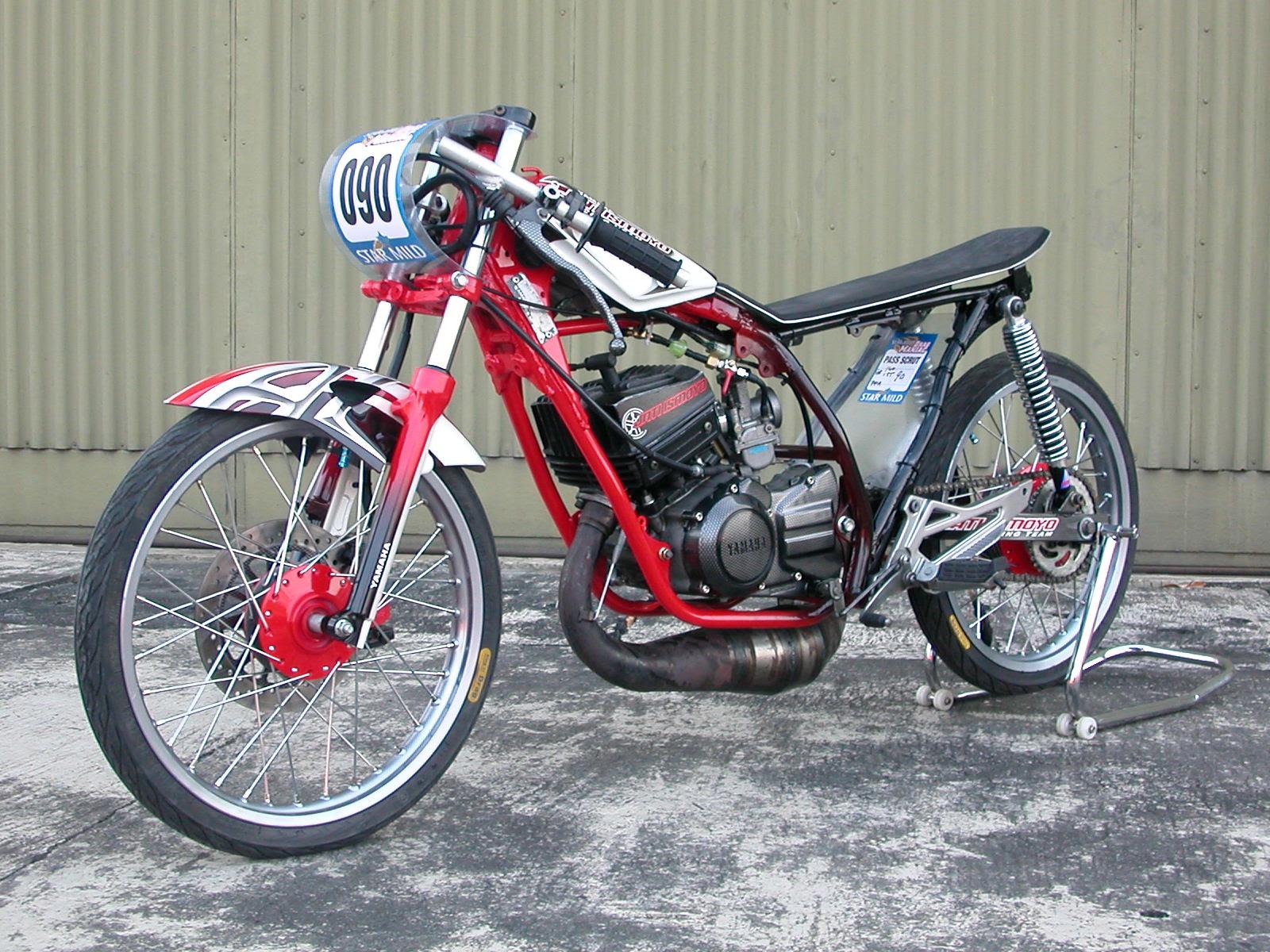 Photo Motor Modif Modifikasi Motor Terbaru