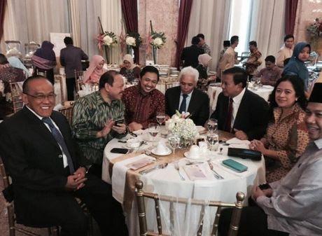 Giliran Puan Unjuk Gigi ke Jokowi