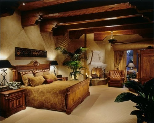 Mediterranean Bedroom Interior Design Styles - Interior design