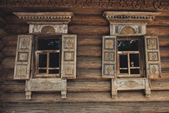Сакральные места в русской избе