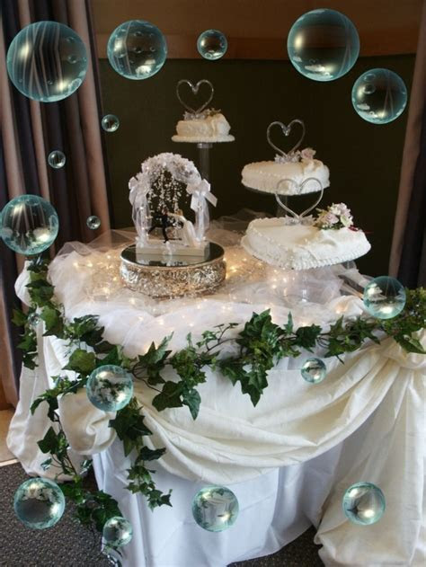 1000  images about Cake table decor on Pinterest