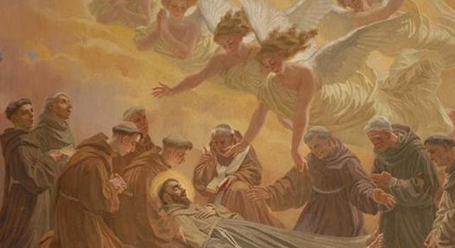 <b><span style='color: #953734;'>Transito di san Francesco, il luogo del passaggio dal tempo all'eternità</span></b>