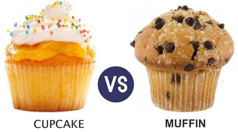What?s the difference   Cupcakes Vs Muffins?   Mompreneur