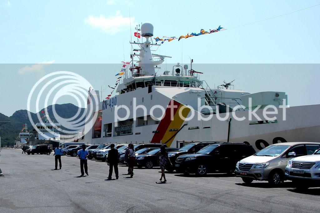 'Cận cảnh' Cảng Quốc tế Cam Ranh - ảnh 7
