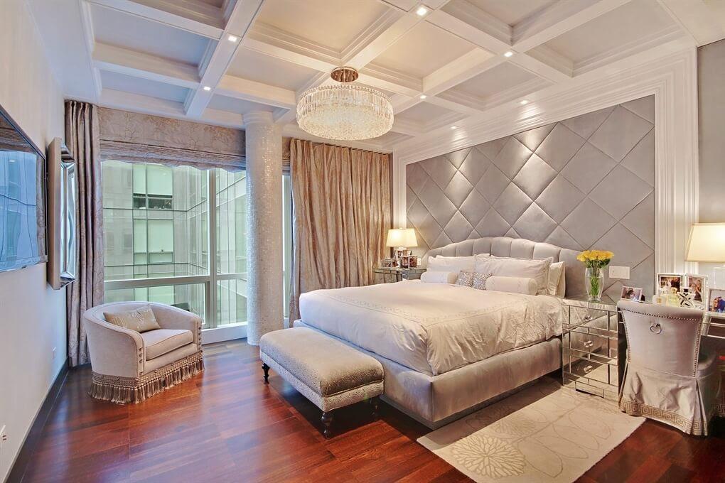 138+ Luxury Master Bedroom Designs & Ideas (Photos) - Home