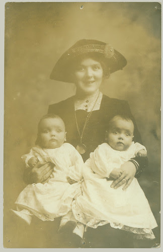 woman and twins orig