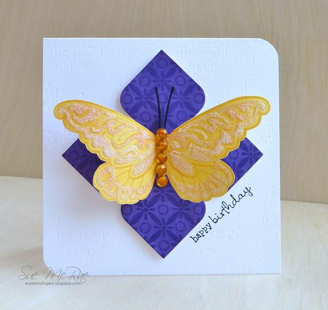 Sue McRae PB Social Butterfly Jun 21 2013