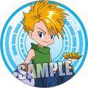 "Digimon Adventure Magnet Sticker ""Yamato (Matt Ishida)"" /"