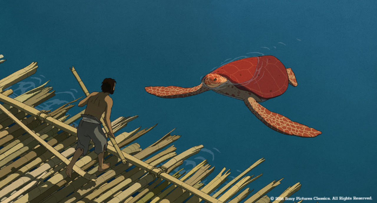 Animezing!: The Red Turtle banner