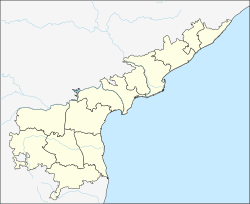 Amaravati is located in Andhra Pradesh