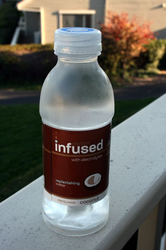 owater infused - coconut