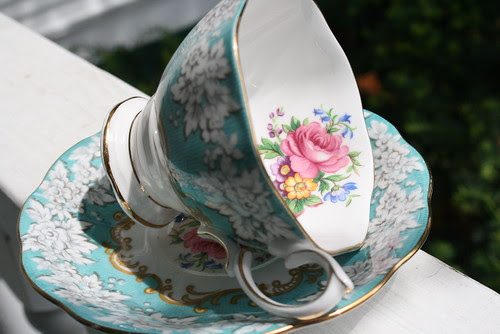 Tea cup from Bonny