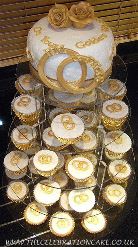 1000  ideas about Golden Anniversary Cake on Pinterest