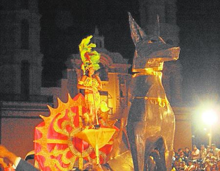 Carnaval de Sechura (Piura)