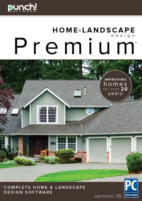punch home landscape design premium  home design