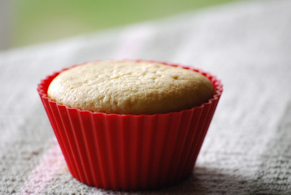 Apple Cinnamon Cupcake