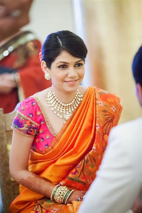 Wedding sari front ? thedelhibride ? An Indian Wedding Blog
