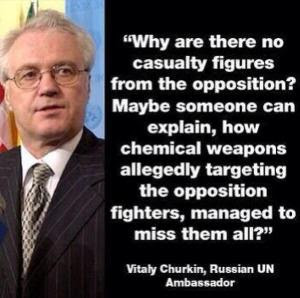 russian ambassador statement