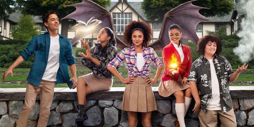Upside-Down Magic (2020) Movie English Full Movie Watch Online Free