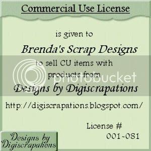 Digiscrapations CU License