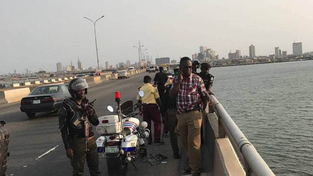 Family of man who jumped into Lagos Lagoon speaks