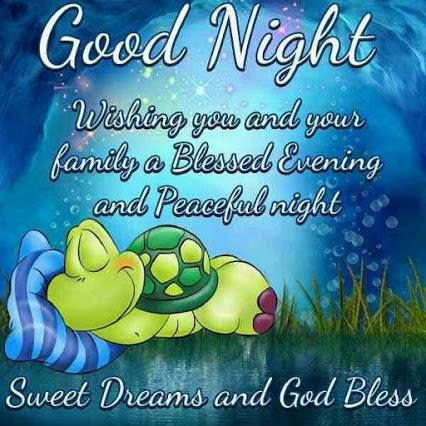 Good Night Sweet Dreams God Bless Pictures Photos And Images For