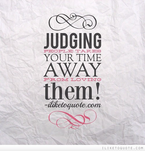 Quotes Tagged Under Judge
