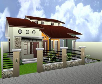 Kumpulan Desain Rumah Minimalis Terlengkap