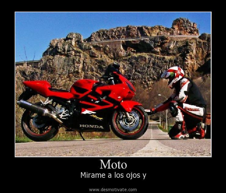 Imagenes De Motos Con Frase Imagui